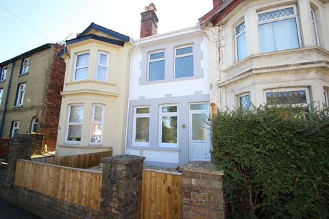2 bedroom terraced house to rent - Potential 3rd Bedroom, Carisbrooke Road, Newport