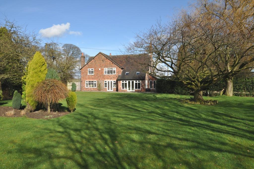 4 Bedrooms Detached House for sale in Cock Lane Farm, Northwich Road, Great Budworth