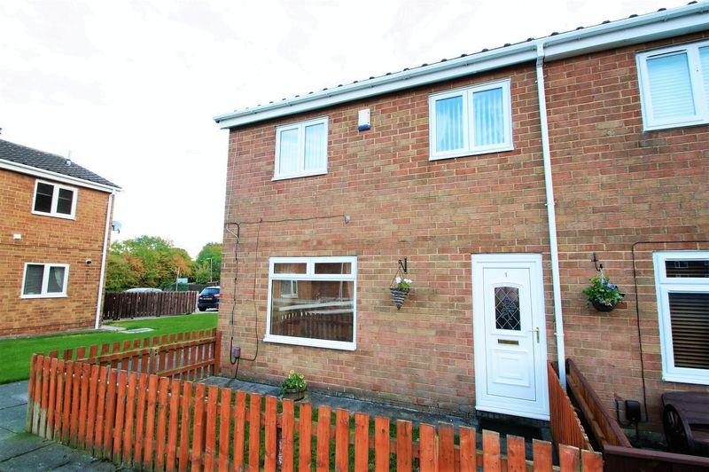 3 Bedrooms End Of Terrace House for sale in Marwood Square, Elm Tree, Stockton TS19 0TP