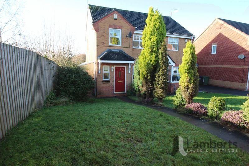 3 Bedrooms Semi Detached House for sale in Farthing Lane, Redditch