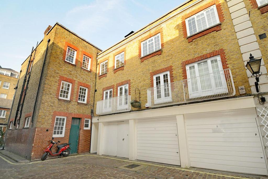 2 Bedrooms Flat for sale in Devonshire Close, Marylebone, W1G