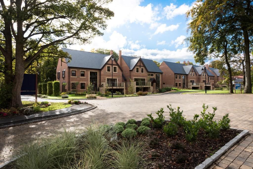 6 Bedrooms Detached House for sale in Plot 2, La Sagesse, Jesmond, Newcastle upon Tyne NE2