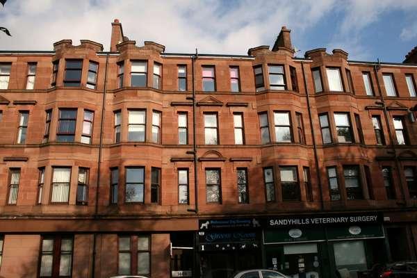1 Bedroom Flat for sale in 2/1, 1449 Shettleston Road, Shettleston, Glasgow, G32 9AT