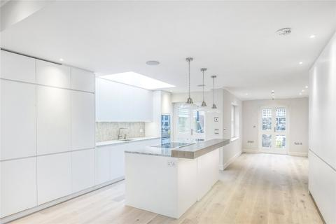 5 bedroom terraced house to rent - Marville Road, London, SW6