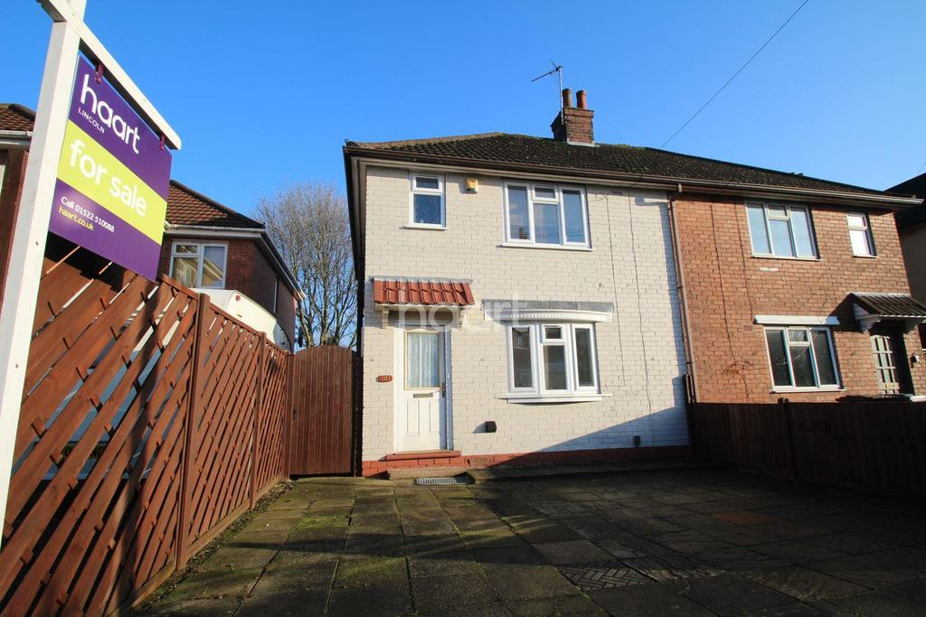 3 Bedrooms Semi Detached House for sale in Tower Crescent, Lincoln, LN2