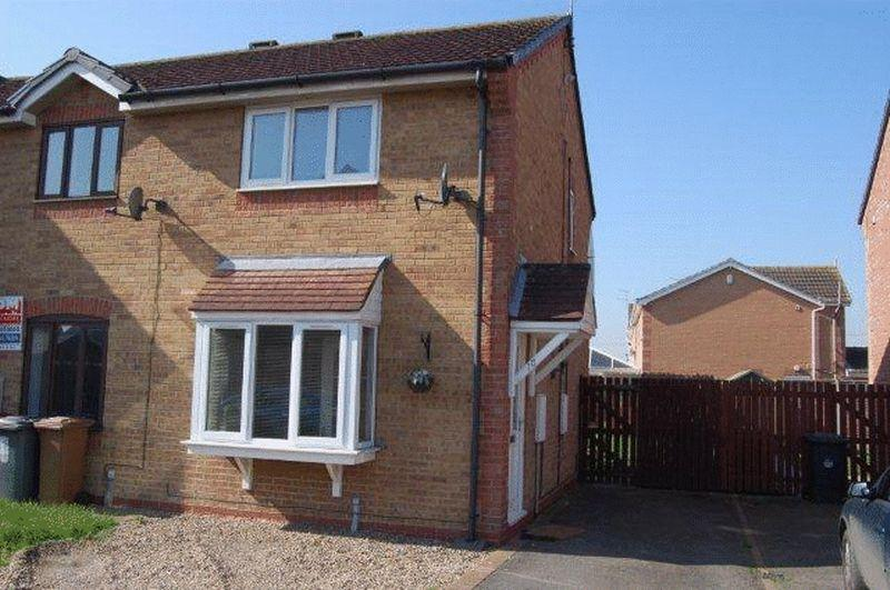 2 Bedrooms End Of Terrace House for rent in Scawby Brook, Scawby Brook, Brigg