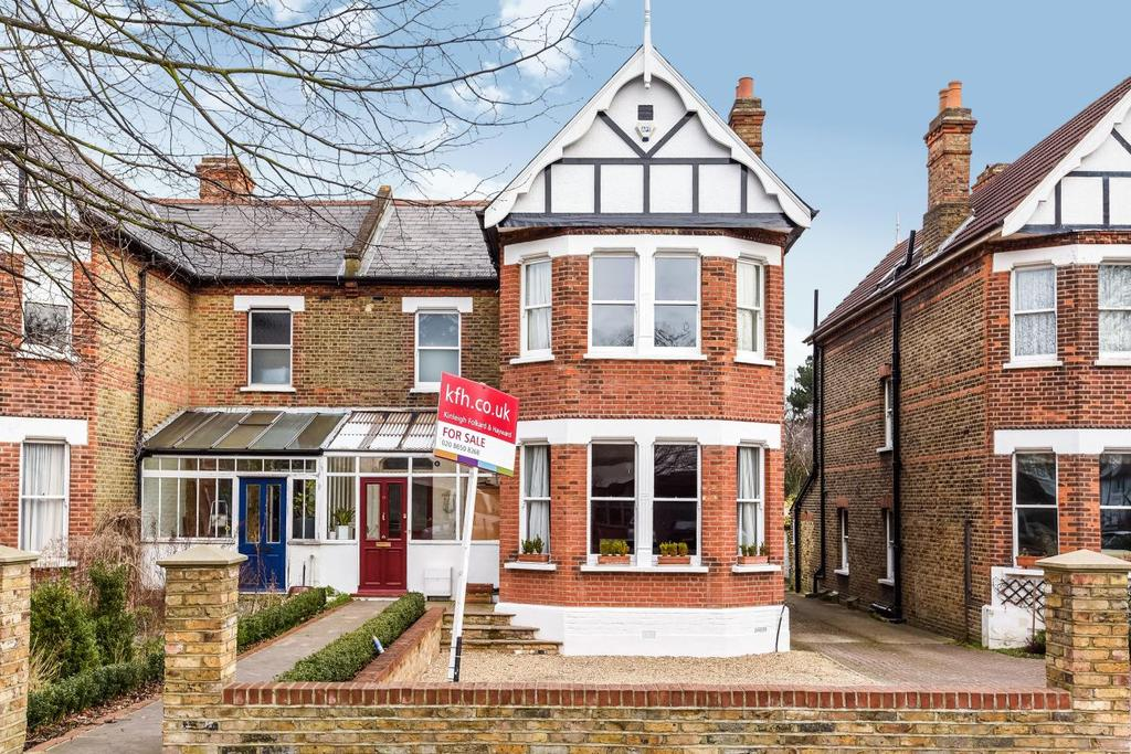 5 Bedrooms Semi Detached House for sale in Kings Hall Road, Beckenham, BR3