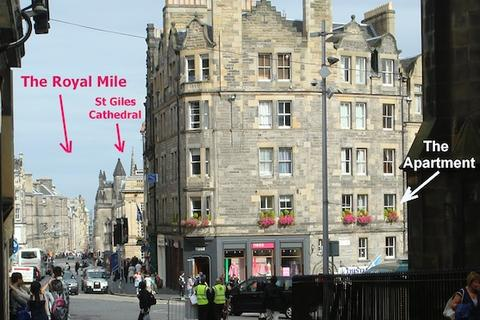 1 bedroom flat to rent - Upper Bow, Old Town, Edinburgh EH1