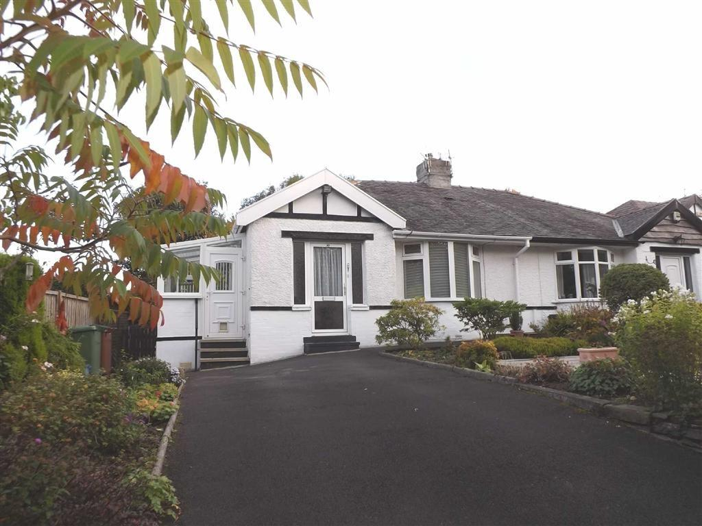 2 Bedrooms Semi Detached Bungalow for sale in Moseley Road, Burnley, Lancashire