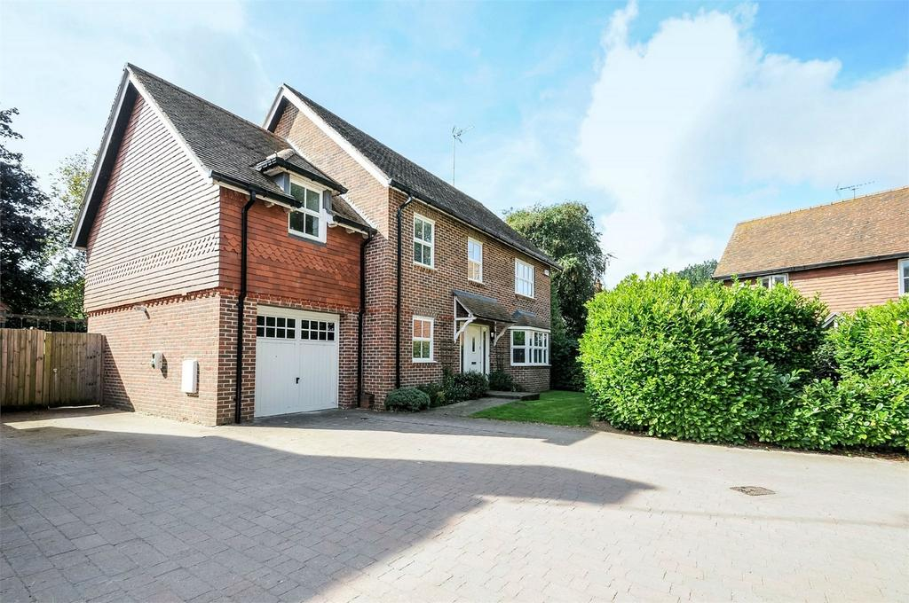 5 Bedrooms Detached House for sale in Kilmeston, Alresford, Hampshire