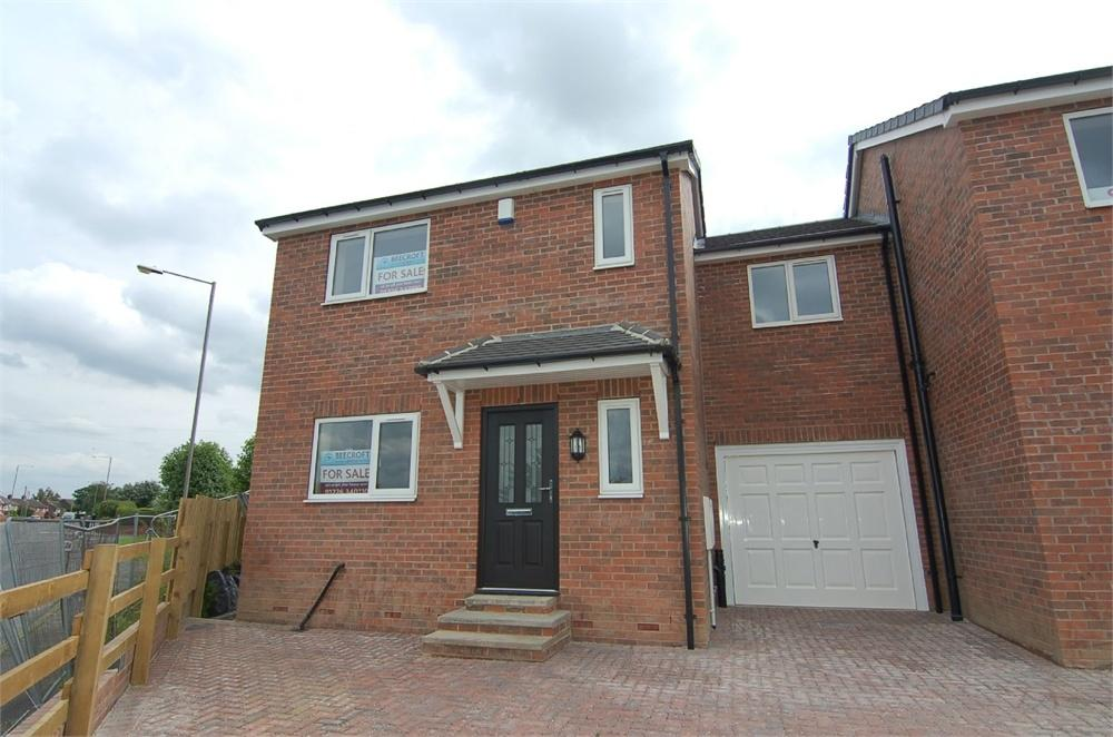 3 Bedrooms Link Detached House for sale in Edderthorpe Ln/Rose Ave, Darfield