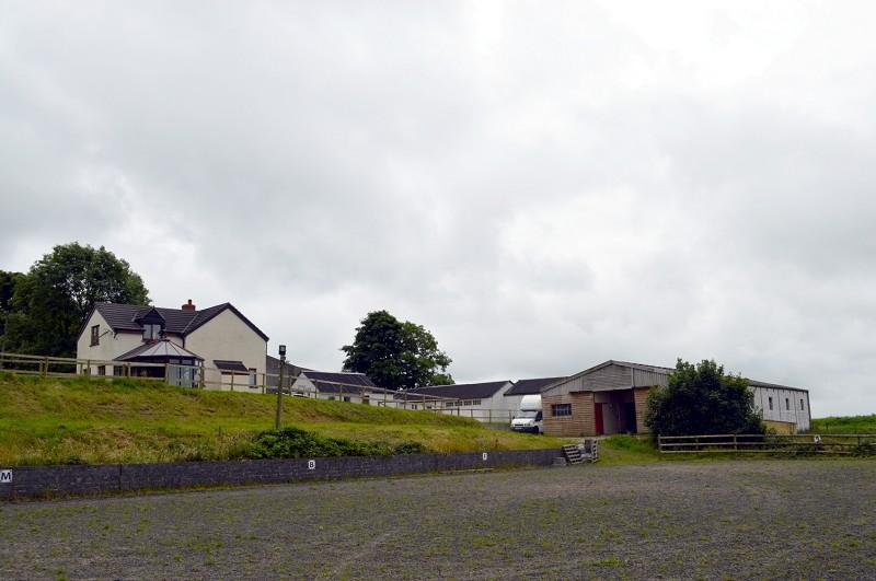 4 Bedrooms Land Commercial for sale in North View Ranch , Spittal, Haverfordwest, Pembrokeshire. SA62
