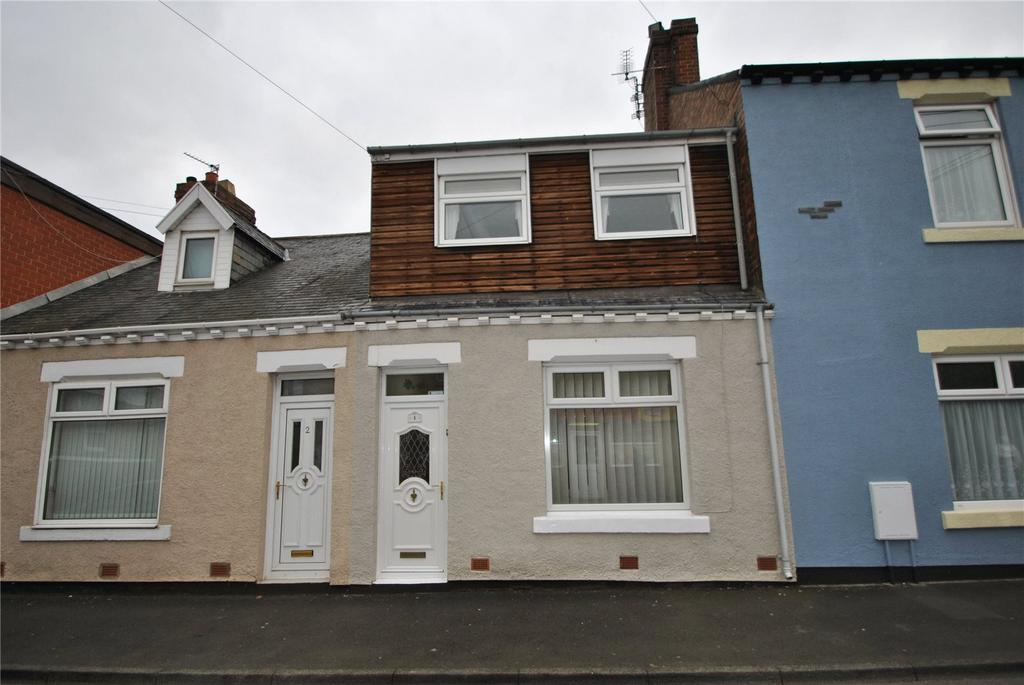 2 Bedrooms Terraced House for sale in Wallace Street, Houghton le Spring, Tyne And Wear, DH4