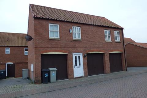 2 bedroom flat to rent - Allison Road, Louth, LN11 0GL