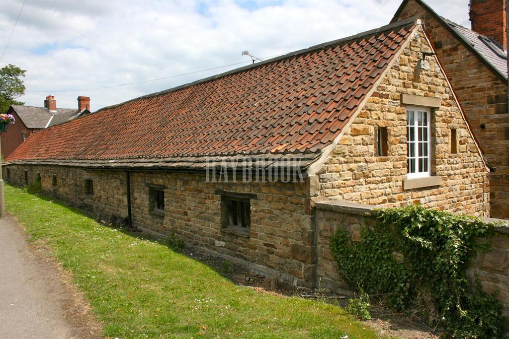 2 Bedrooms Cottage House for sale in Malt House Barn, Church Street, Eckington