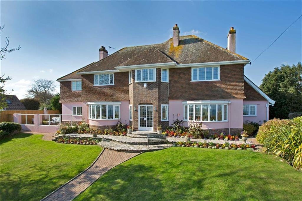 4 Bedrooms Detached House for sale in Dartmouth Road, Churston Ferrers, Paignton, Devon, TQ4