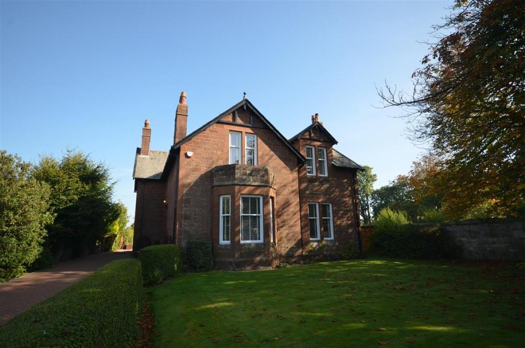 6 Bedrooms Detached House for sale in Rosemount House, 37 Castlehill Road, Ayr, KA7 2HY