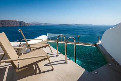 8 bedroom detached house  - Oias Suites 1-4, Oia, Santorini