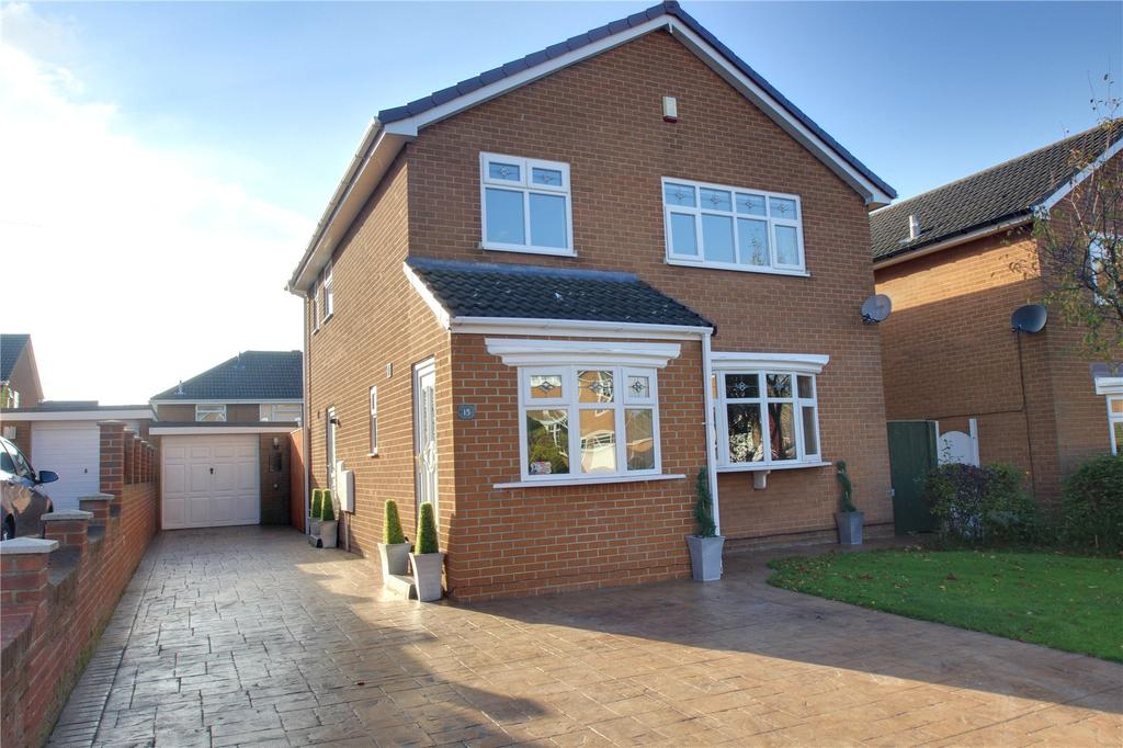 3 Bedrooms Detached House for sale in Woodlands Drive, Normanby