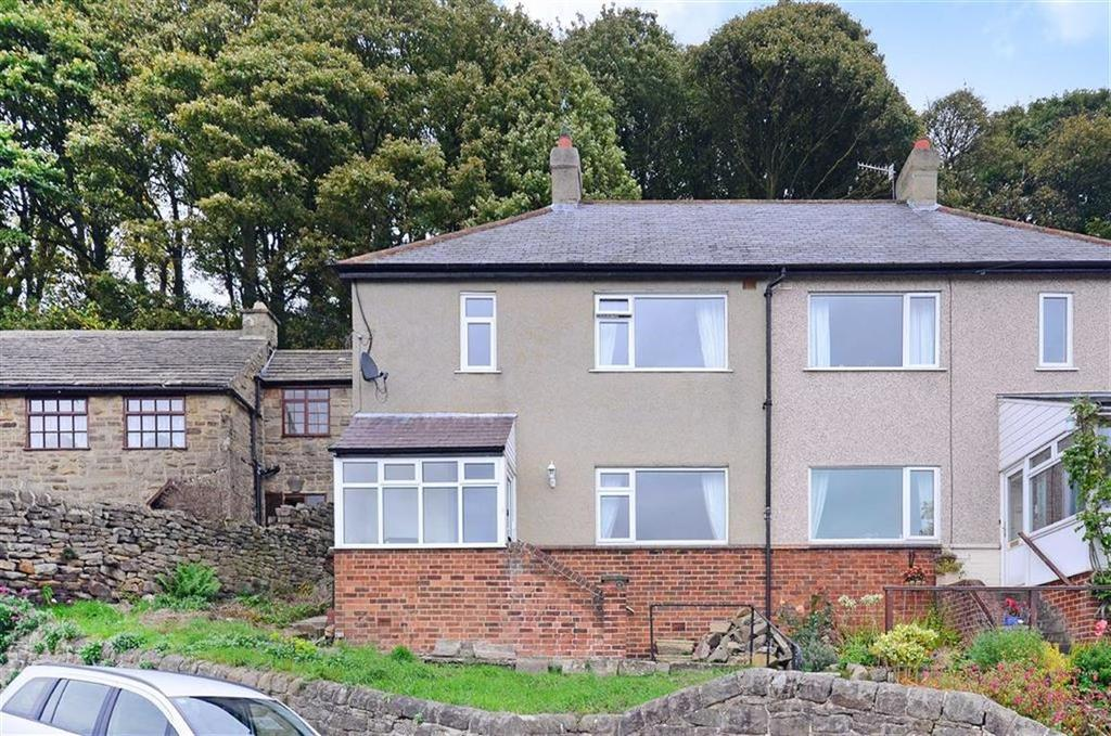 3 Bedrooms Semi Detached House for sale in 6, Farley Hill, Matlock, Derbyshire, DE4