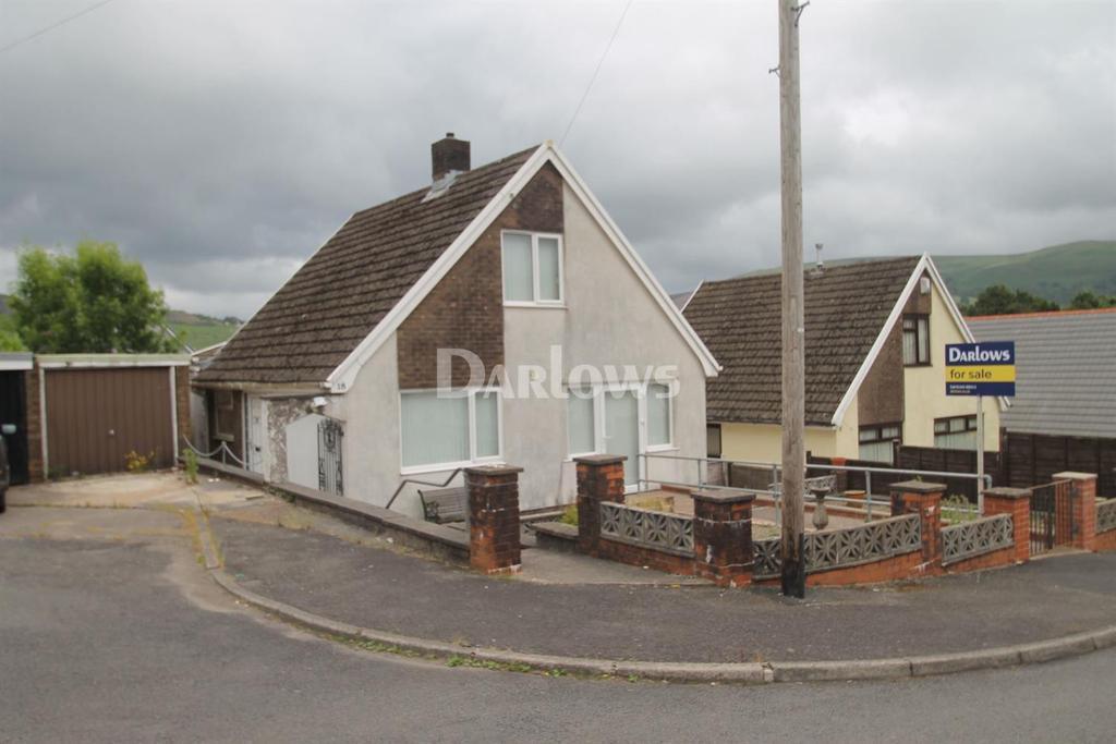 2 Bedrooms Detached House for sale in Bryn Awel, Coed-y-cwm