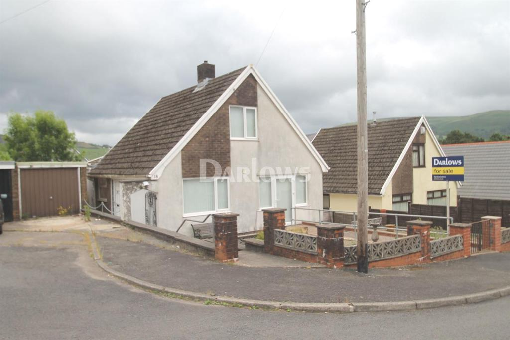 2 Bedrooms Detached House for sale in Bryn Awel, Coed-y-cwm