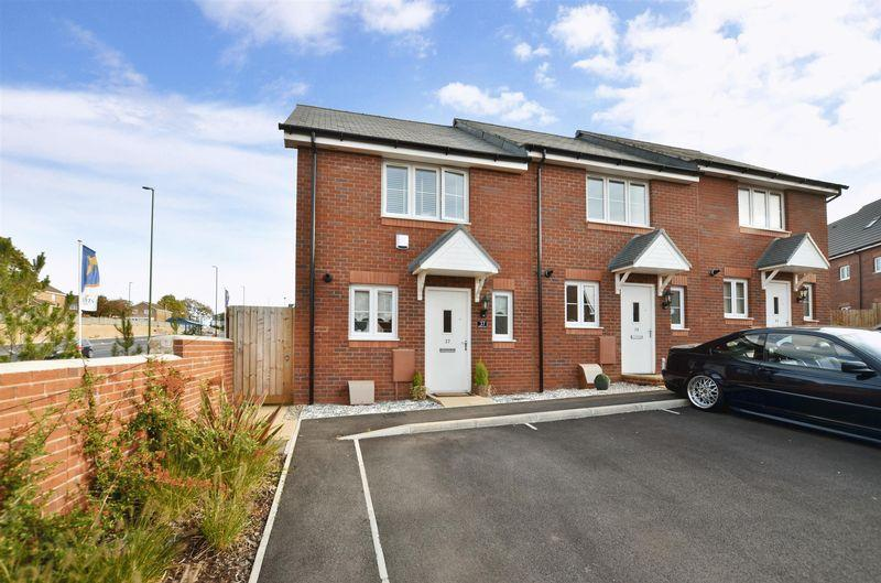 2 Bedrooms End Of Terrace House for sale in Mimosa Way, Paignton