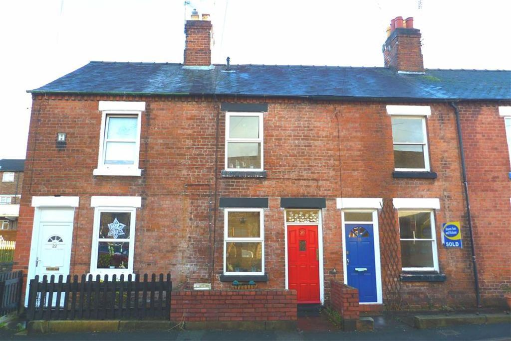 2 Bedrooms Terraced House for sale in Prince Street, Oswestry, SY11