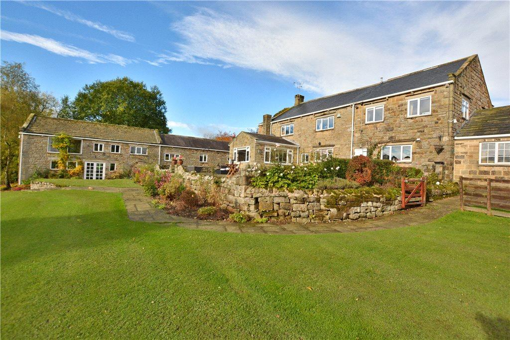 4 Bedrooms Detached House for sale in Beck House, Colber Lane, Bishop Thornton, Harrogate, North Yorkshire