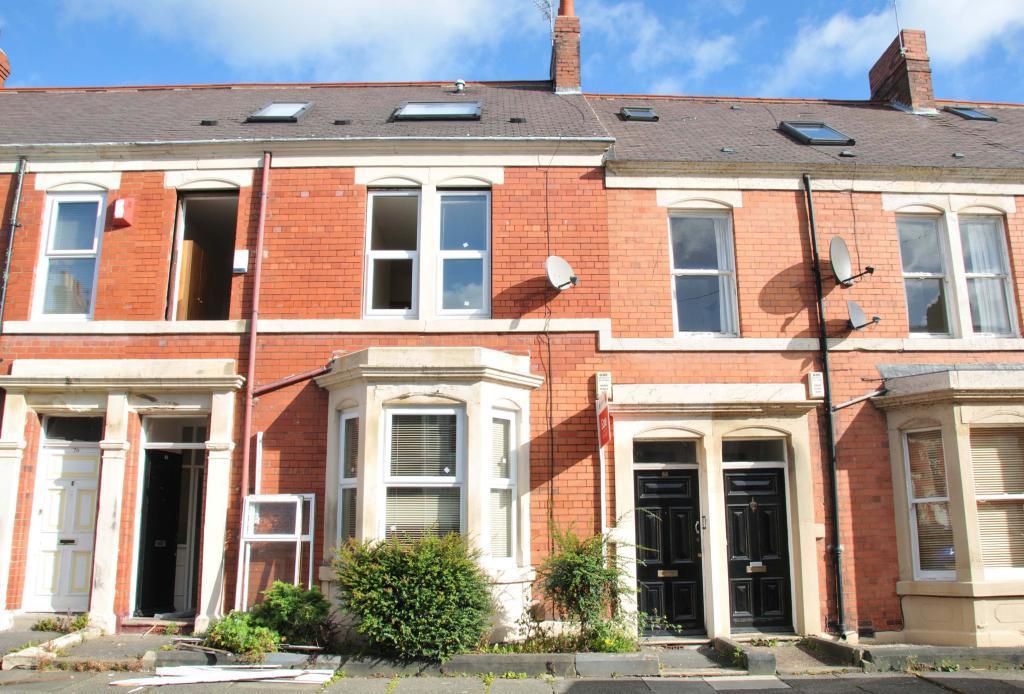 5 Bedrooms Maisonette Flat for rent in Tavistock Road, West Jesmond, NE2