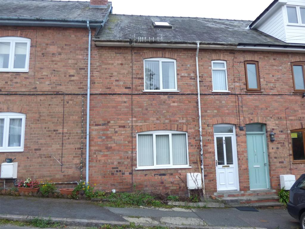 3 Bedrooms Terraced House for sale in New Street, Llandrindod Wells, Powys