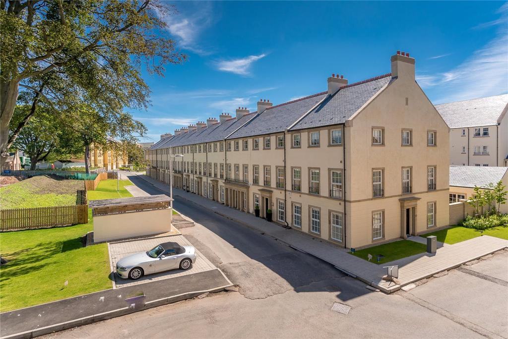 5 Bedrooms Terraced House for sale in Abbey Park, Abbey Walk, St. Andrews, Fife, KY16