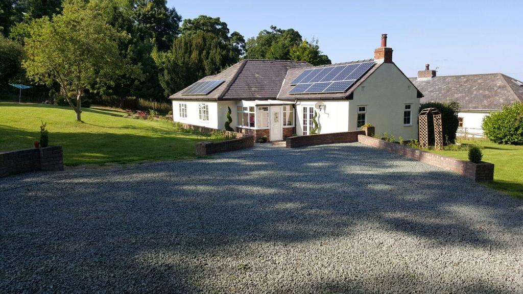 3 Bedrooms Cottage House for sale in Galltfaenan Hall, Trefnant