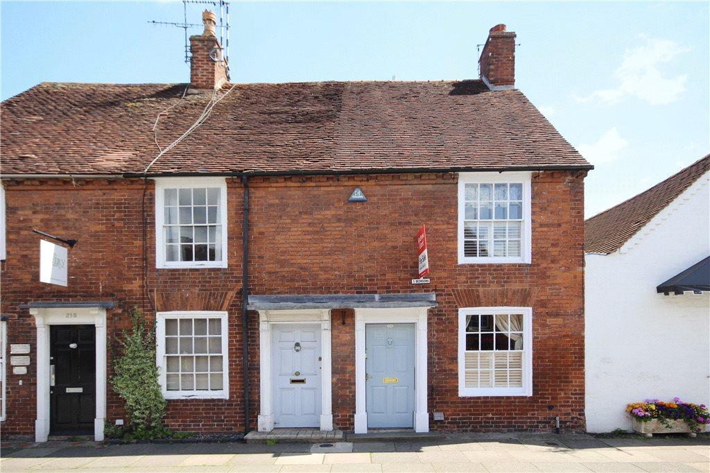 3 Bedrooms End Of Terrace House for sale in High Street, Henley-in-Arden, Warwickshire, B95