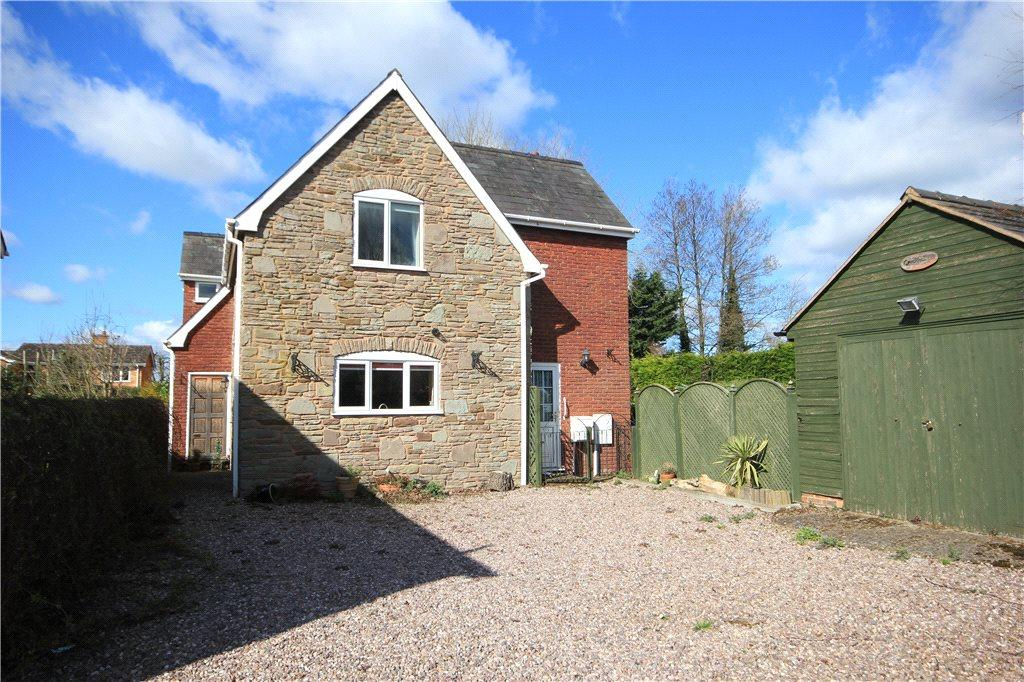 3 Bedrooms Detached House for sale in Berrington Drive, Bodenham, Hereford, HR1