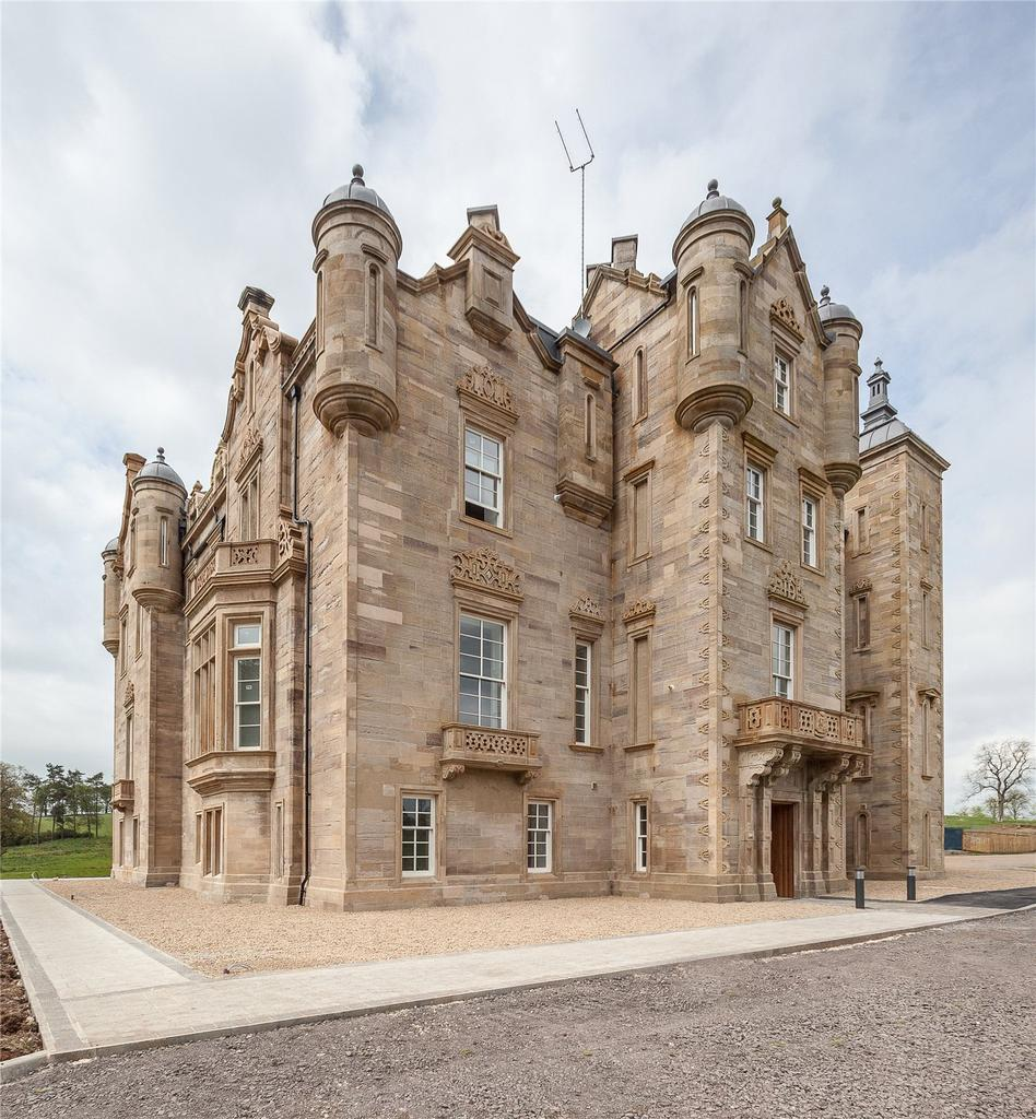3 Bedrooms Unique Property for sale in Apartment 6 - Dunlop Manor, Ayrshire, KA3