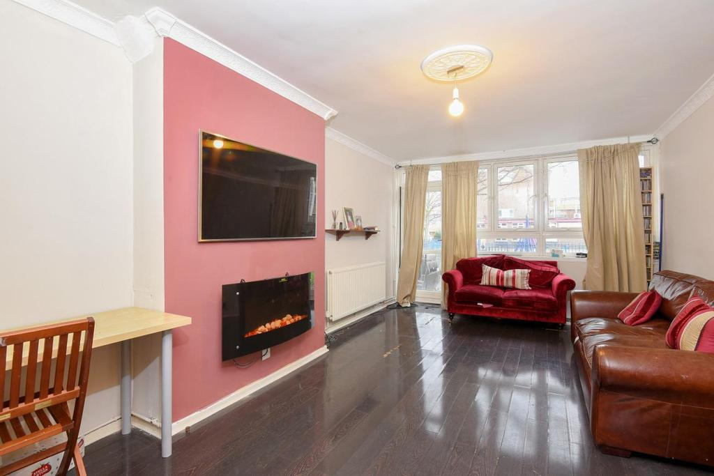 2 Bedrooms Maisonette Flat for sale in Rowcross Street, Bermondsey, SE1