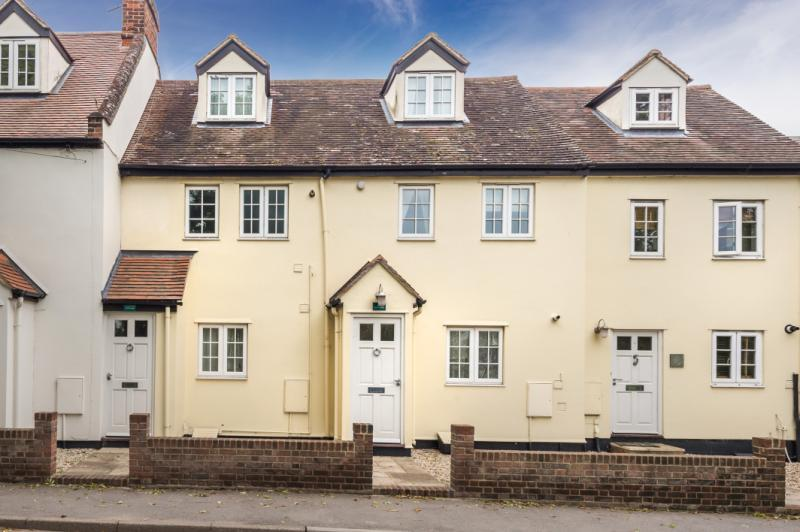 3 Bedrooms Terraced House for sale in Jasmine Cottage, Abingdon Road, Sutton Courtenay, Abingdon, Oxfordshire