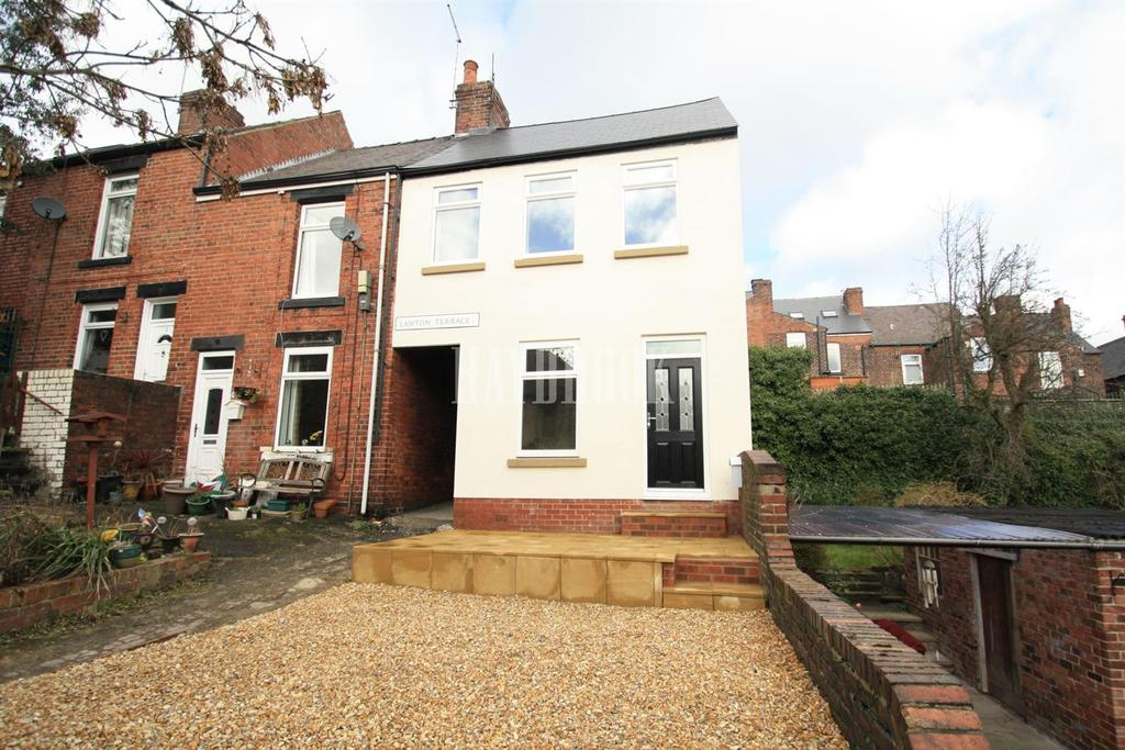 4 Bedrooms End Of Terrace House for sale in Lawton Terrace, Hillsborough