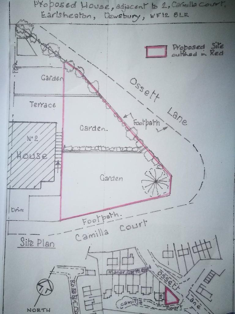 Land Commercial for sale in Camilla Court, Earlsheaton