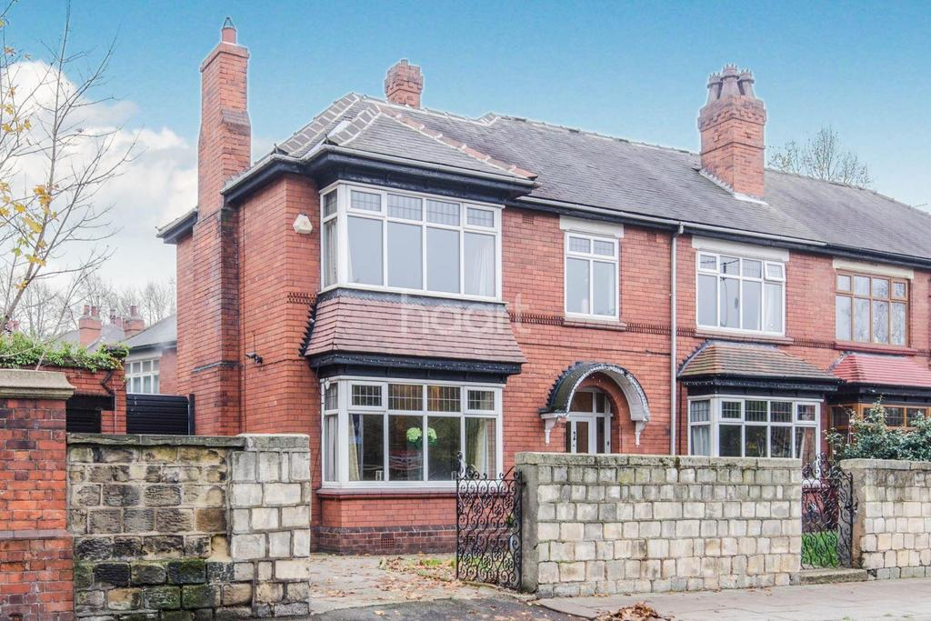 5 Bedrooms Semi Detached House for sale in Thorne Road