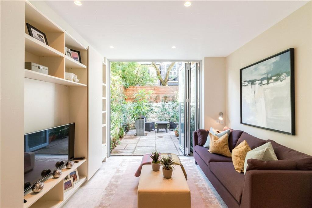 2 Bedrooms Flat for sale in Princess Road, Primrose Hill, London, NW1