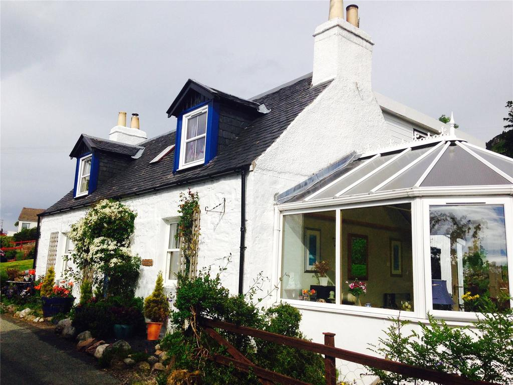 3 Bedrooms Detached House for sale in Caroline Street, Dornie, Kyle, Ross-Shire