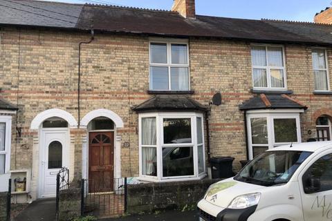 2 bedroom terraced house to rent - Gloster Road, Newport, Barnstaple, EX32 9JR