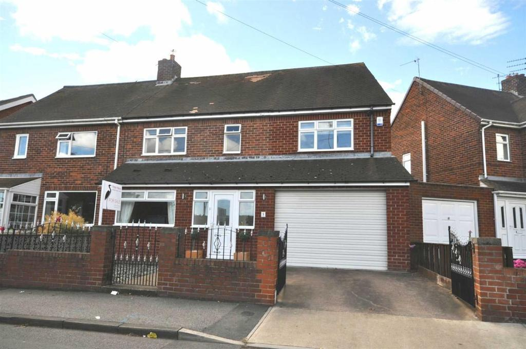 4 Bedrooms Semi Detached House for sale in Cranston Place, Ryhope Village, Sunderland
