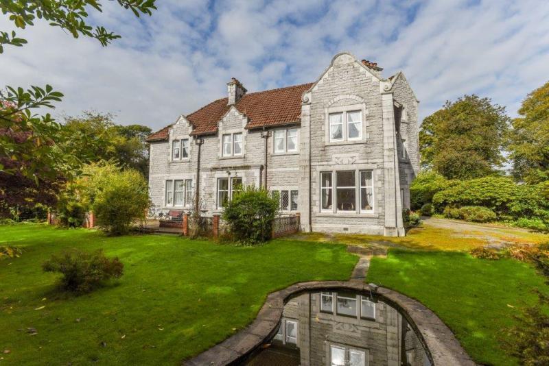 6 Bedrooms Detached House for sale in Broomlands, Haugh Road, Dalbeattie, DG5