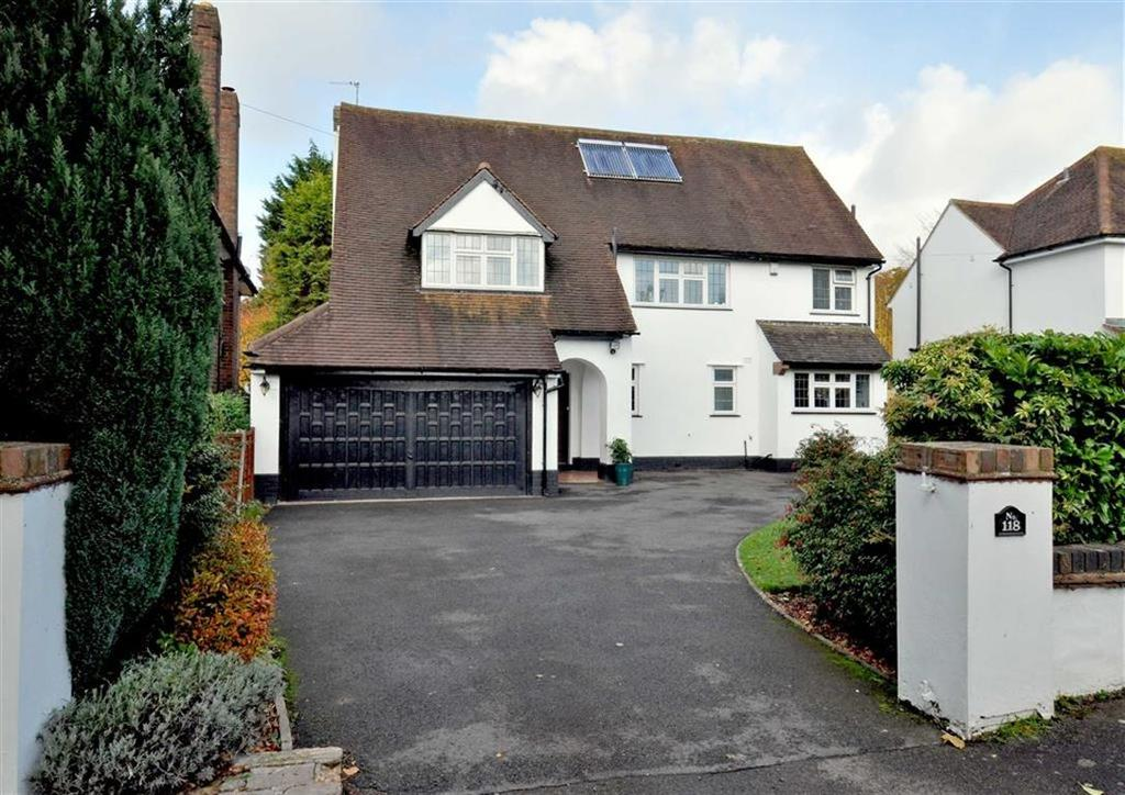 4 Bedrooms Detached House for sale in 118, Wrottesley Road West, Tettenhall, Wolverhampton, West Midlands, WV6