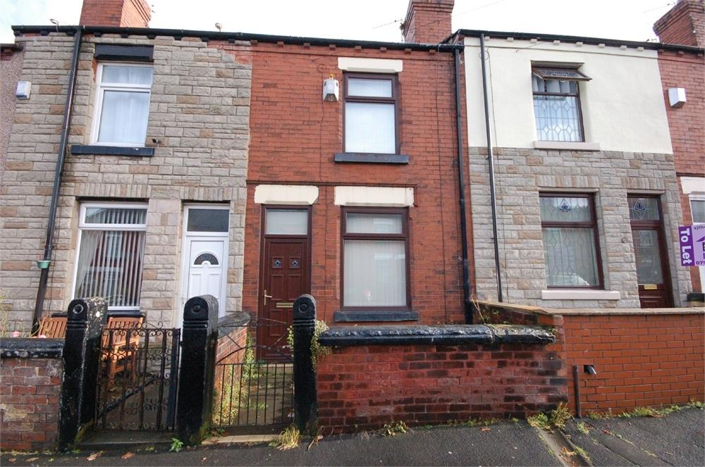 2 Bedrooms Terraced House for sale in Nicholson Street, Broad Oak, ST HELENS, Merseyside