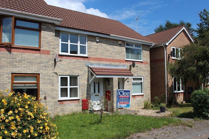 2 Bedrooms Terraced House for sale in Ffordd Tollborth Llansamlet, Swansea.