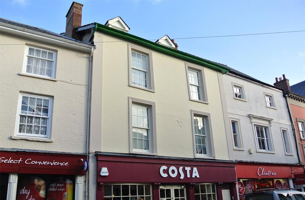 1 Bedroom Apartment Flat for sale in High Street, Brecon, Powys